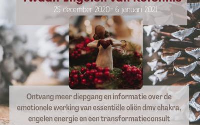 Twaalf Engelen van Kerstmis