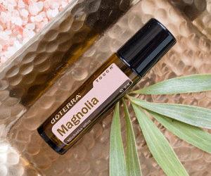 Magnolia: de olie van verbinding