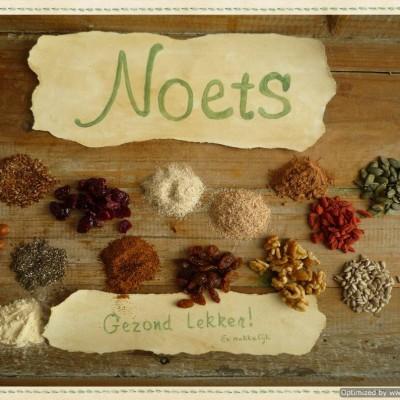 Gezond brood van zaden en noten