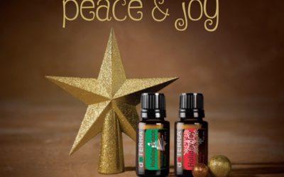 Holiday Peace & Joy voor een relaxte kerst