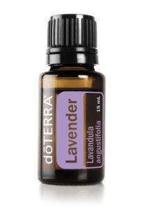 Lavendel is een geweldige olie bij zwangerschap