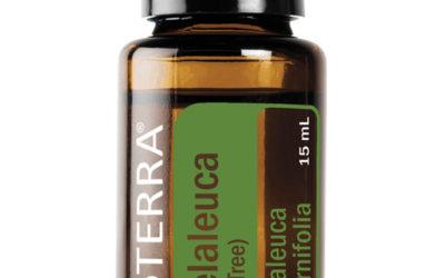 Melaleuca voor huid en mondverzorging
