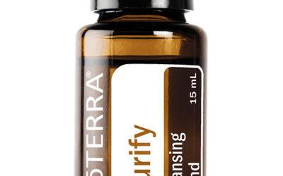 Purify: natuurlijke deo, emotionele en fysieke reiniging